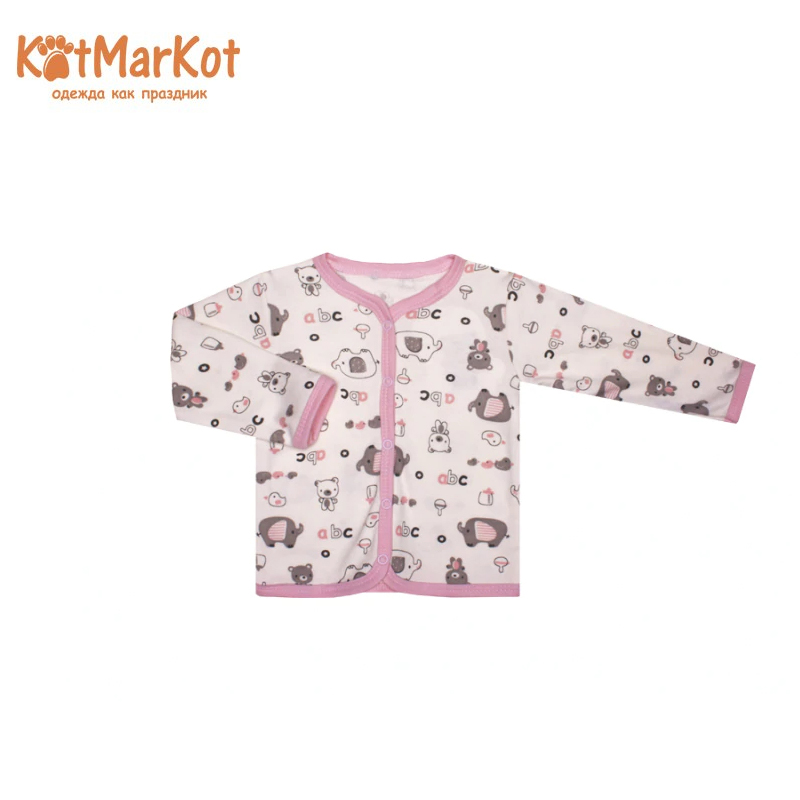 Blouse Kotmarkot 7600  children clothing for baby girls kid clothes available from 10 11 kotmarkot baby girls footiessheep white 6255