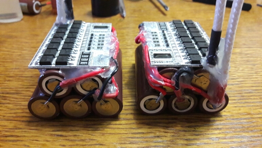 Aihasd 21V 100A 5S BMS Li-ion LMO Ternary Lithium Battery Protection Circuit Board