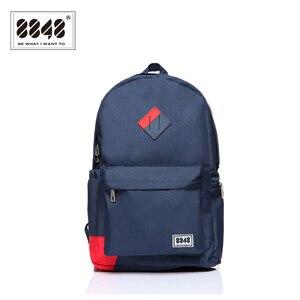 Image 2 - 8848 Brand Backpack Men Backpack Travel Resistant Oxford Waterproof Material Backpacking Trendy Shoe Pocket Knapsack D020 3