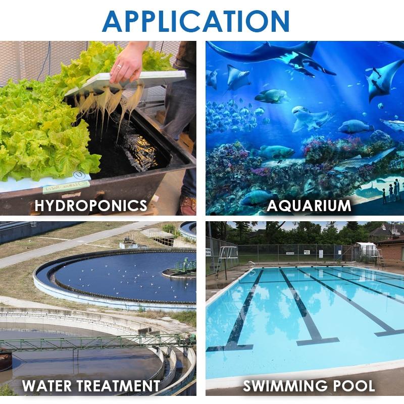 Digital pH Monitor Meter ATC 0 00 14 00pH 1 1 5M Cable Electrode Probe Water Quality Tester Kit Spa Tank Pool Aquarium Lab in PH Meters from Tools