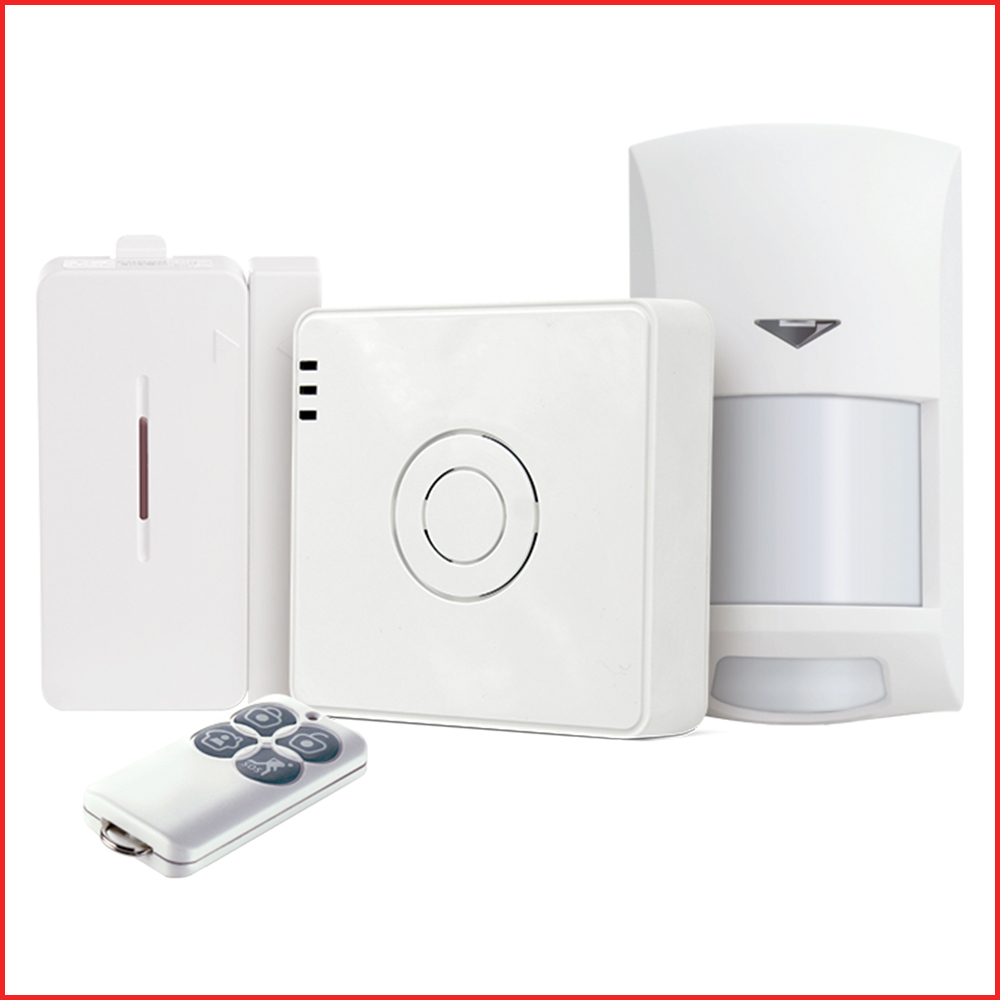 New S2 HUB Kit Smart home security alarm system RF 433mhz Motion Door Sensor wireless wifi remote control for smart home