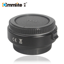 Electronic Auto Focus Len Commlite CM-FT-MFT Mount Adapter Ring for Olympus M4/3