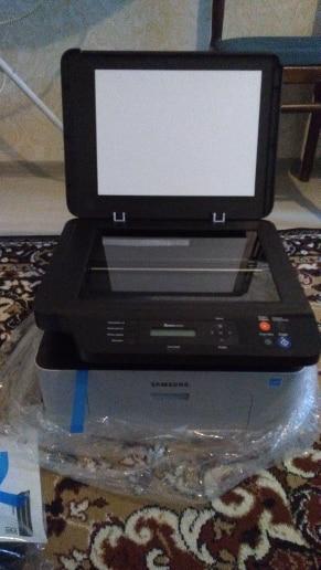 МФУ Samsung лазерный SL-M2070