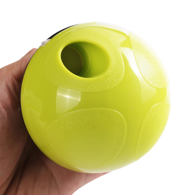 Pet Dog Toys Tumbler Leakage Ball Dog Bite Toy Removable Dogs Leakage Dispenser Chewing Products for Medium and Large Dogs 1