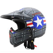 Full Face Open Face Headgear Double D Clasp Closure Safe Combined helmets