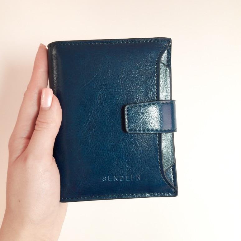 бренд класса люкс ; бумажник женщина; женщины бумажник;