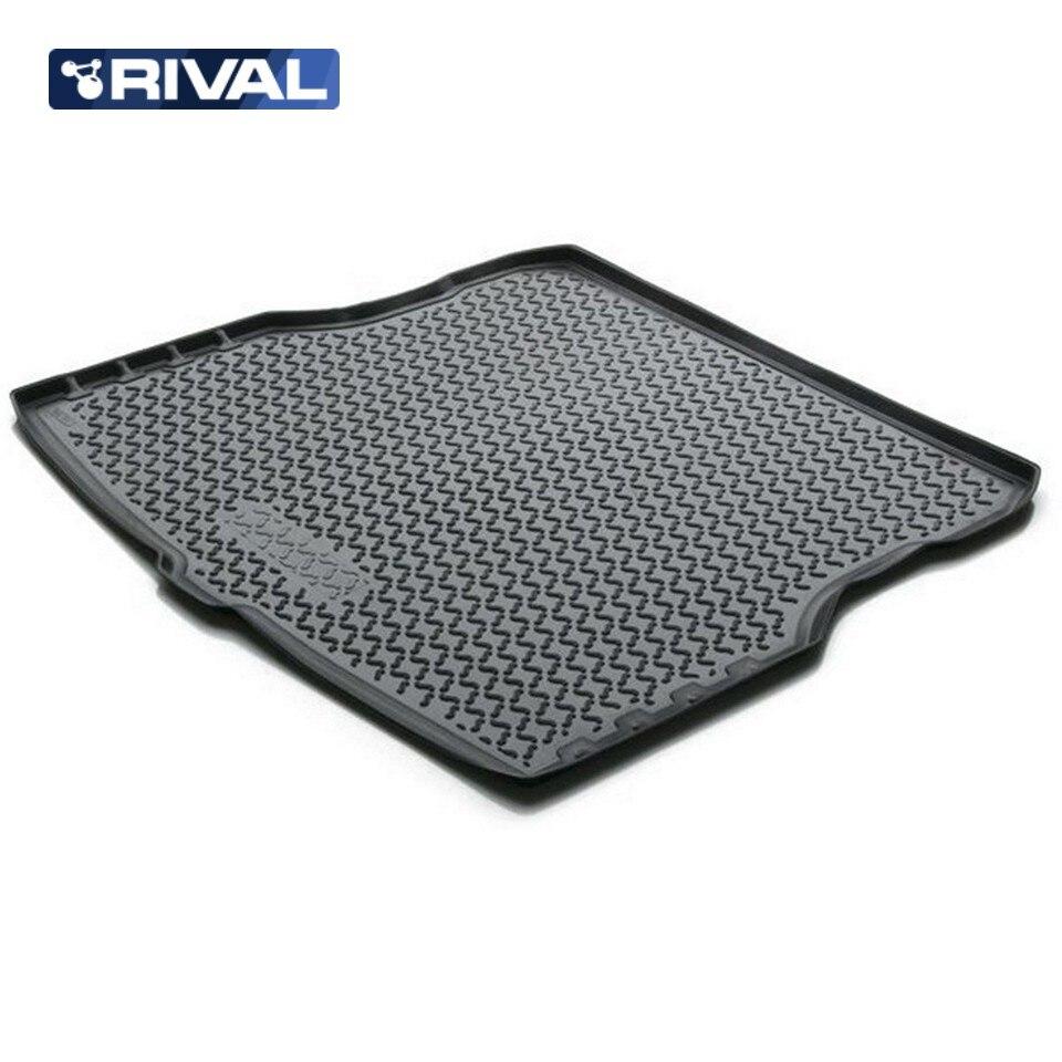 For Suzuki Grand Vitara 2012-2015 5-doors trunk mat Rival 15501002 стоимость