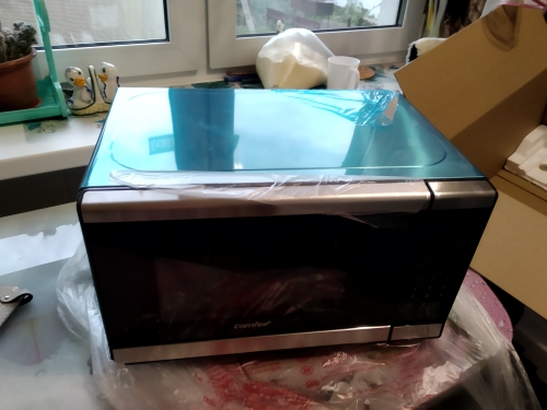 Микроволновая печь Comfee CMG207E03S [Официальная гарантия 1 год, Доставка от 2 дней]