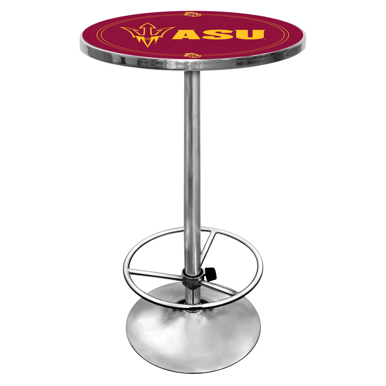 Arizona State University 42 Inch Pub Table цена и фото