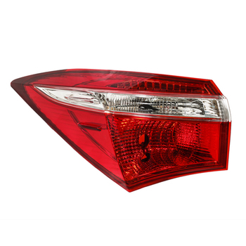 Tail Light LEFT fits TOYOTA COROLLA 2013 2014 2015 2016 Rear Lamp Left Side
