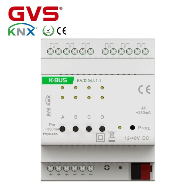 New Gvs K Bus Knx Eib Smart Home Villa Office Hotel Building