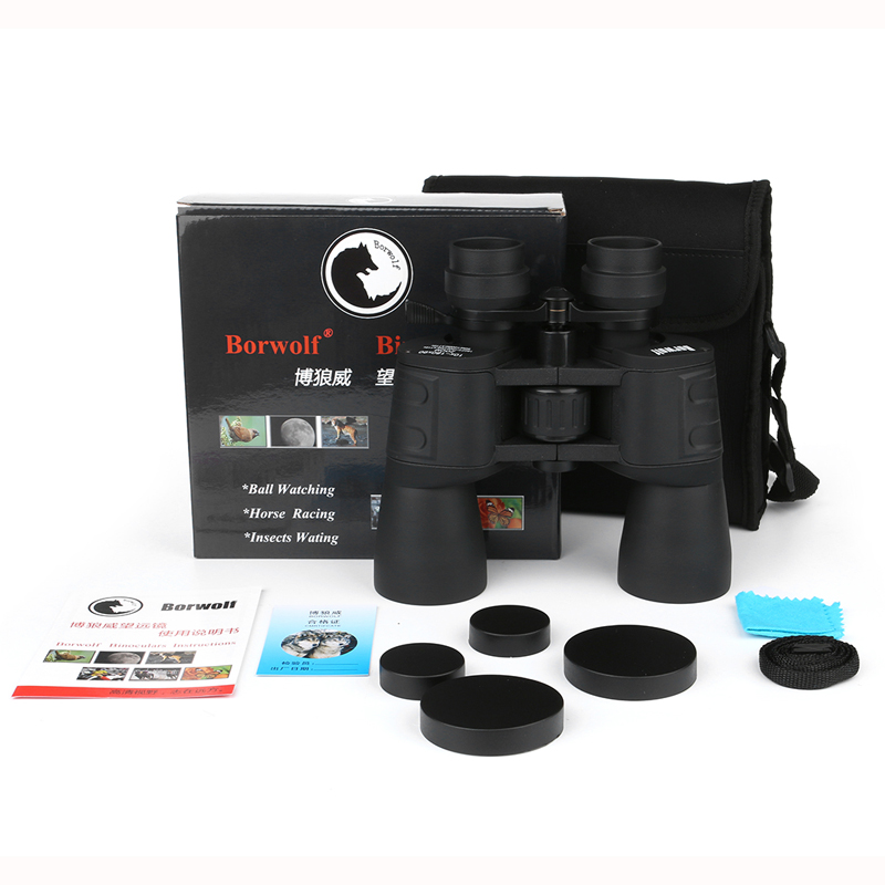 Borwolf 10-180X90 Hoge vergroting HD Professional Zoom krachtige - Kamperen en wandelen - Foto 6