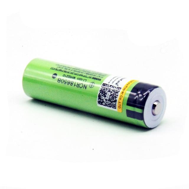 2019 liitokala 100% New Original NCR18650B 3.7 v 3400 mah 18650 Lithium Rechargeable Battery For Flashlight batteries (NO PCB) 2