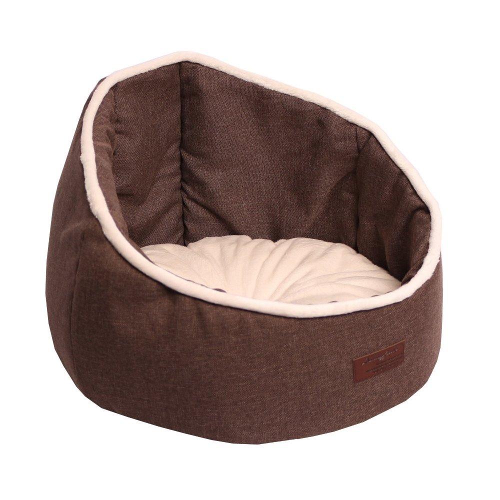 Lion bed Gray LM00103-2 S (40x40x31x cm) bed linen ethel s euro cacti 200 × 217 cm 220x240 cm 70x70 cm 2 pcs 100% chl calico 125g m²