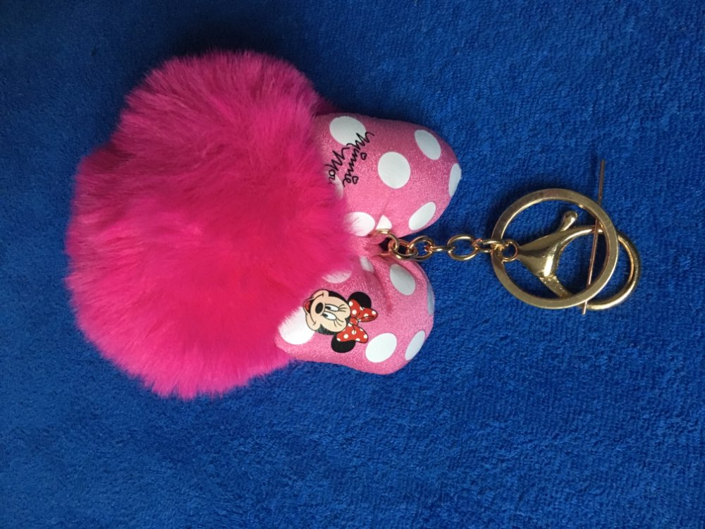 Disney 2019 New Style Fashion Bag Car Pendant Accessories Colorful Doll Girl Bag Car Pendant Accessories HD001 photo review