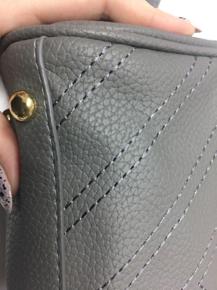 Aelicy 2019 Women Messenger Bag Leather Shoulder Bag Saddle Crossbody Bags for Women Luxury Handbags Bolsas Women Bags Designer photo review