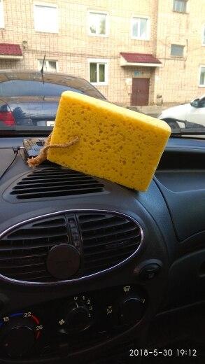 Цельнокроеное платье Автомойка губка для мытья и чистки