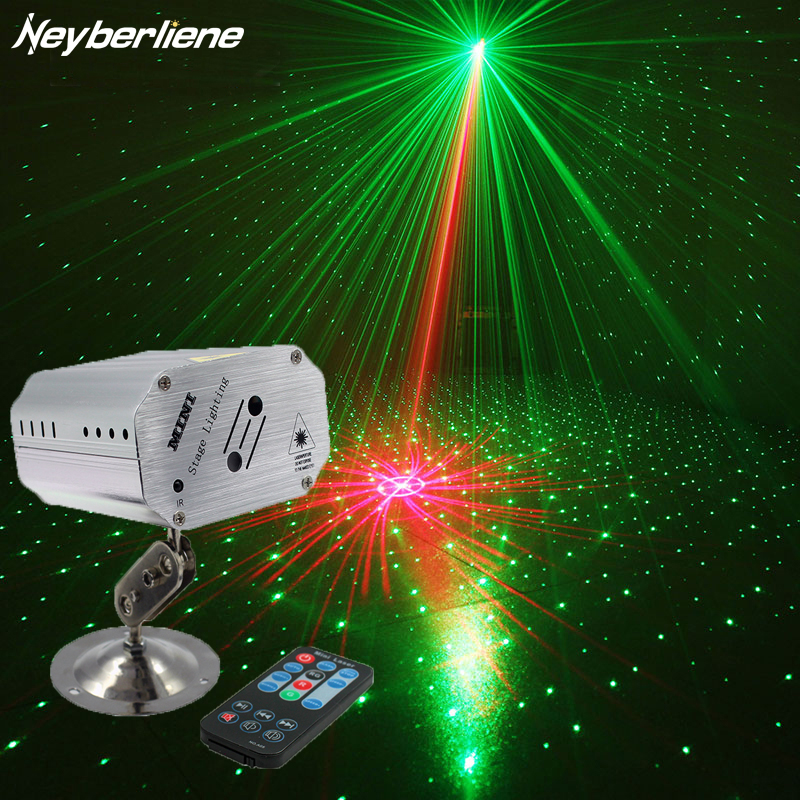 LED Dj Stage Light Party Lights Moving Head Par Ir Laser Disco Light Club Party Disco Ball Bar Bulb Lighting Dj Controller Beam 9 moving head laser spider light green color 50mw 9 triangle spider moving head light laser dj light disco club event