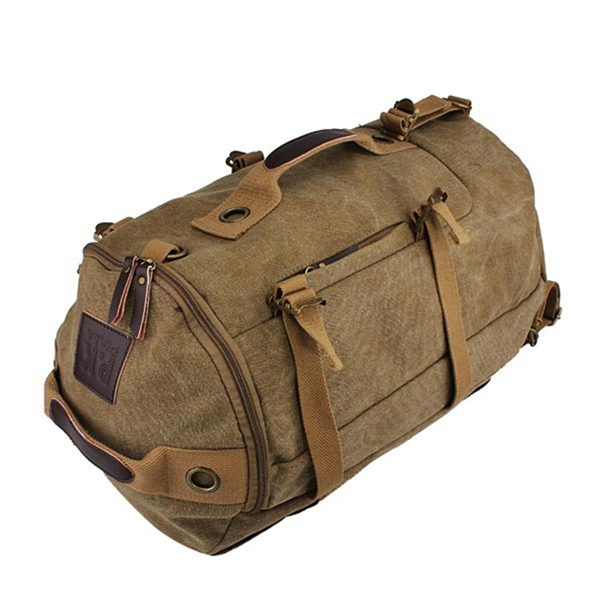 New Arrival Canvas Tactical Backpack Utility Backpack Rucksack Military Shoulder Trekking Bag for Outdoor Camping Hiking 7colors