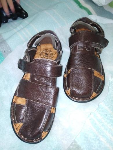 Sandálias masculinas Respirável Respirável Sandálias