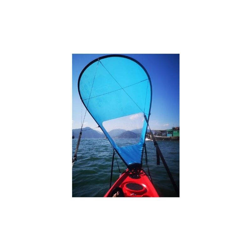 Velas para Kayak Cachalote.