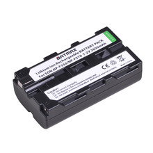 1Pc NP-F550 NP F550 NPF550 akumulator litowo-jonowy (2600 mAh) dla Sony NP-F330 NP-F530 NP-F570 NP-F730 NP-F750 Hi-8