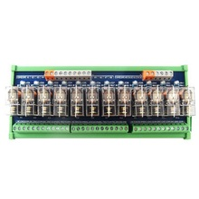 12-way relay module omron OMRON multi-channel solid state relay plc amplifier board цена в Москве и Питере