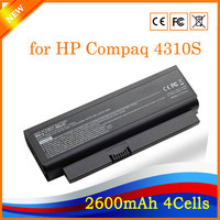 14 4V 2600mAh 4cell Wholesale Notebook Laptop Battery For HP Compaq 4310S