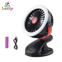 2019 new design for clip mini fan portable