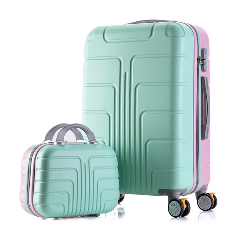 Bag Cabine Cabina Con Ruedas Cabin Valise Voyageur Maleta Mala Viagem Trolley Koffer Luggage Suitcase 2022242628inch