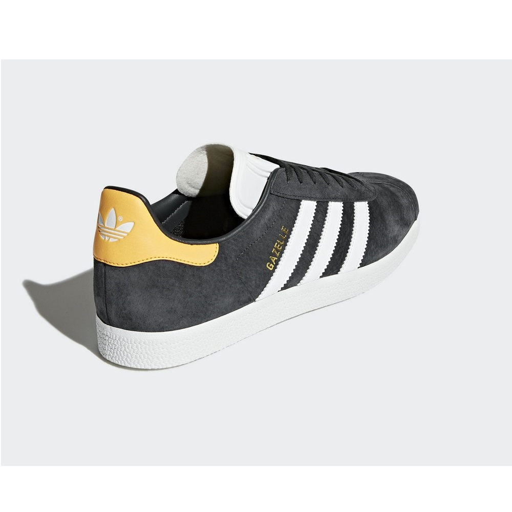 Negar Robar a hecho  CQ2807 adidas gazelle GREY and White man sneakers|Tennis Shoes| - AliExpress