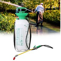 Portable 8L Chemical Sprayer Pressure Garden Spray Bottle Handheld Garden Sprayer