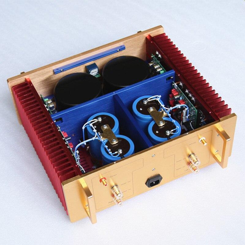 Breeze Audio Factory Study / Copy Dartzeel NHB108 усилвател - Домашно аудио и видео - Снимка 4