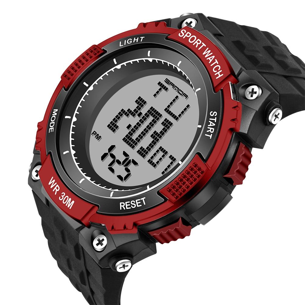 Reloj Sport Men Watches Relojes de buceo digital Outdoor Swim diseño - Relojes para hombres - foto 4