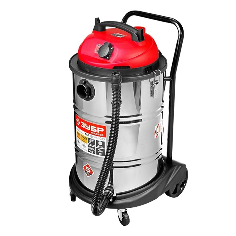 Vacuum cleaner for dry and wet cleaning BISON PU-60-1400 M4 vacuum cleaner for dry and wet cleaning soyuz pss 7320