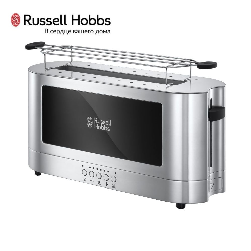 Toaster RUSSELL HOBBS 23380-56 Toaster sandwich home kitchen appliances cooking fry bread to make toasts Bread Maker grill free shipping fashion toaster