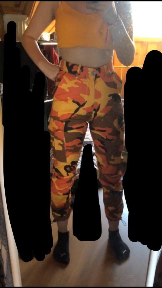 Calças e capris Militares Militar Exército