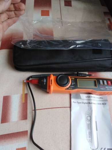 Multímetros Contato Elétrica Handheld