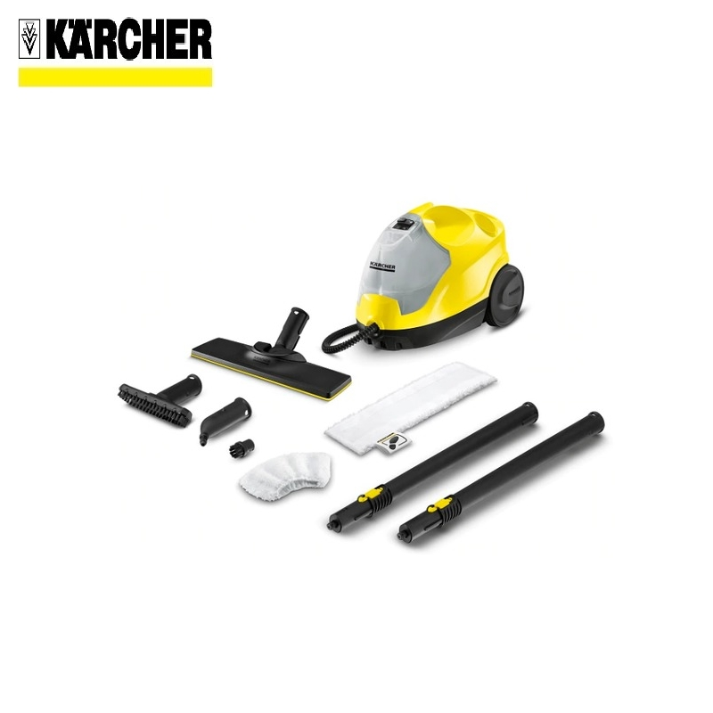 Steam cleaner KARCHER SC 4 EASYFIX Steam generator Surface disinfection Indoor air cleaning Window cleaning handheld steam cleaning machine high temperature kitchen cleaner bathroom sterilization washing machine sc 952