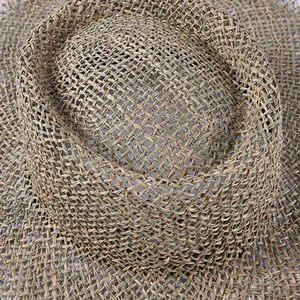Image 3 - Chapéus de palha unissex chapéu de palha para kentucky derby viagem chapéu de praia de verão chapéu de praia