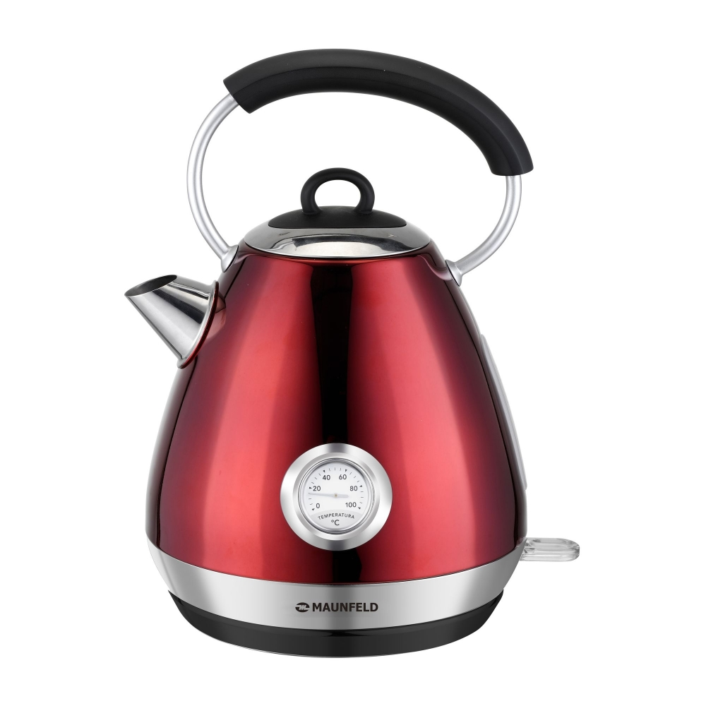 Electric kettle with thermometer MAUNFELD MFK-661 CH
