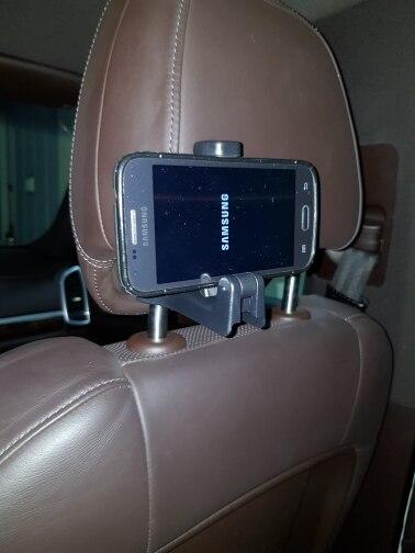 Hirundo Car Headrest Hook