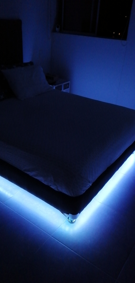Tiras de LED Conjunto Cozinha Controlador