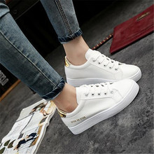 ELGEER spring autumn new fashion shoes Spring Tenis Feminino casual outdoor ladies flat strap