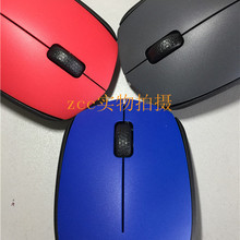 Mini Mice Laptop Logitech Imac Grey Lenovo M170 Wireless-Mouse Lightweight Blue Red 1000