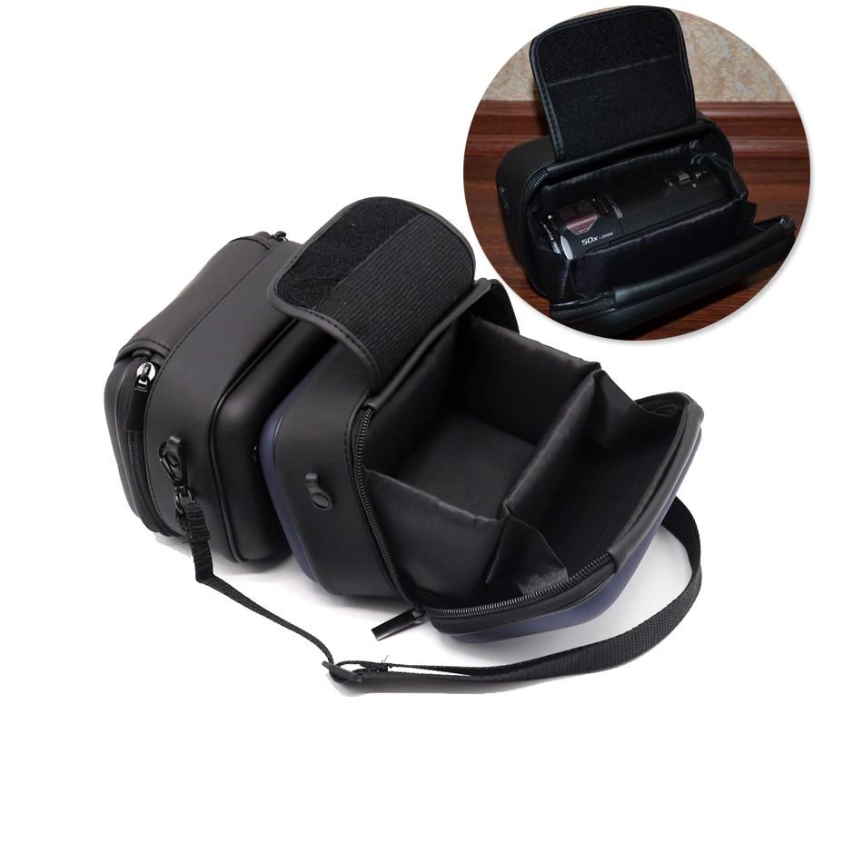 Fully Padded Camcorder Camera DV Case Bag Pouch For Panasonic V100 V110 V130 V160 V180 V250 V270 V380 V550M W580M Sony Canon DV