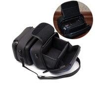 Volledig Gevoerde Camcorder Camera DV Case Bag Pouch Voor Panasonic V100 V110 V130 V160 V180 V250 V270 V380 V550M W580M Sony Canon DV