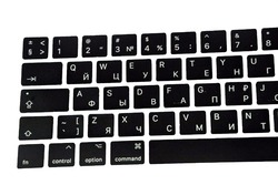 Oryginalna nakładka na klucze MacBook Pro Retina 13