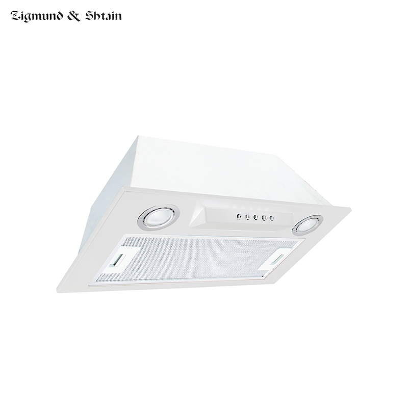 Built-in Hood Zigmund&Shtain K 006.51 W Home Appliances Major Appliances Range Hood For Kitchen