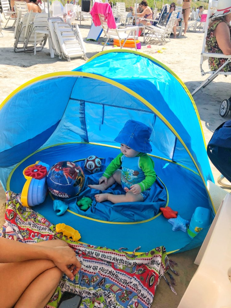 Portable Baby Beach Tent